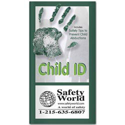 Custom imprinted Mini Pro: Child ID