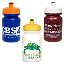Custom imprinted American Value 16 Oz. Sports Bottle