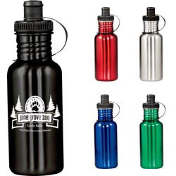 Custom imprinted Adventure 22 Oz. Sports Bottle