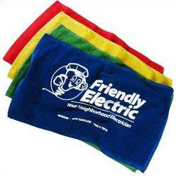 Custom imprinted Rally Towel - Colors