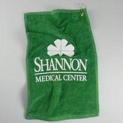 Custom imprinted Golf Towel - Colors