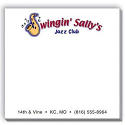 Custom imprinted 3