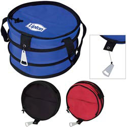 Custom imprinted Collapsible Kooler Bag