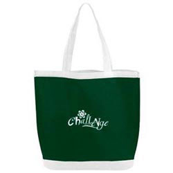 Custom imprinted Super Carry All Tote