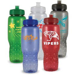 Custom imprinted 20 Oz. HydroClean Sports Bottle