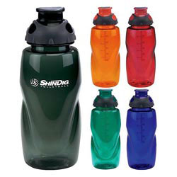 Custom imprinted 28 Oz. Glacier Sports Bottle