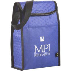 Custom imprinted PolyPro Lunch Bag