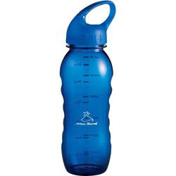Custom imprinted 22 Oz. Carabiner BPA Free Sport Bottle