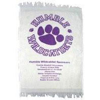 Custom imprinted Spirit Rally Towel