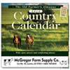 Old Farmer's Almanac Country Wall Calendar
