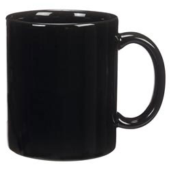 Custom imprinted 11 Oz. Color C-Handle Mug