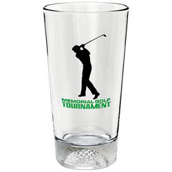 Custom imprinted 16 Oz. Sports Mixing Glass