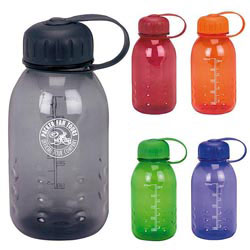 Custom imprinted 16 Oz. Polly Bottle
