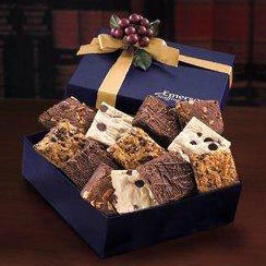 Custom imprinted Gourmet Brownie Assortment