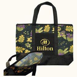 Custom imprinted Arnez Tote Bag