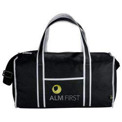 Custom imprinted PolyPro Strong Arm Duffel Bag
