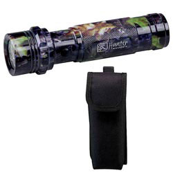 Custom imprinted Camouflage Aluminum LED Flashlight