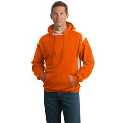 Custom imprinted Sport-Tek Pullover Hooded Sweatshirt With Contrast