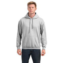 Custom imprinted Gildan Heavy Blend Hooded Sweatshirt