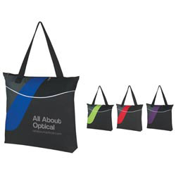 Custom imprinted Fusion Tote Bag