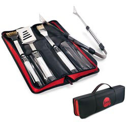 Custom imprinted Grill Master Barbeque Kit