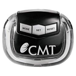 Custom imprinted StayFit Training Pedometer