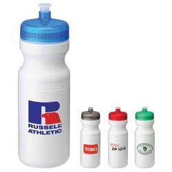 Custom imprinted 24 Oz. Easy Squeezy Sports Bottle