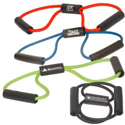 Custom imprinted Exercise Band