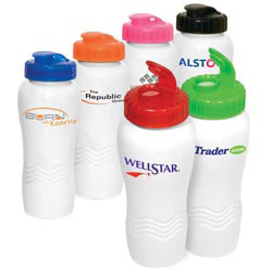 Custom imprinted 26 Oz. Big Eco-Sipper Sports Bottle