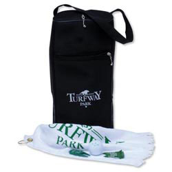 Custom imprinted Golf Shoe Bag Tournament Pack - Authoritee Balls