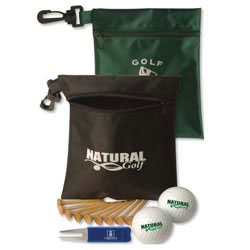 Custom imprinted Golf Essentials Pro Pack - Authoritee Balls