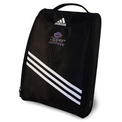 Custom imprinted adidas University Shoe Bag
