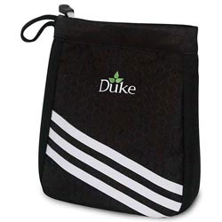 Custom imprinted adidas University Valuables Pouch