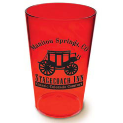 Custom imprinted 16oz Pint