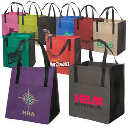 Custom imprinted Metro Enviro-Shopper
