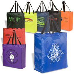 Custom imprinted Super Show Tote