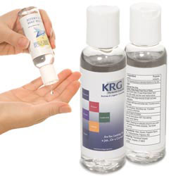 Custom imprinted Hand Sanitizer - 2 oz.
