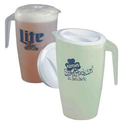 Custom imprinted 64 oz. Pitcher
