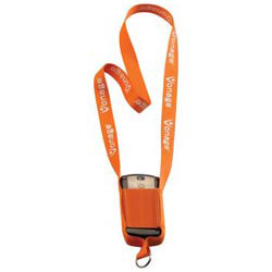 Custom imprinted Cell Phone Lanyard