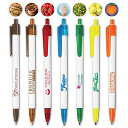 Custom imprinted USA Good Scents Click Pen