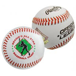 Custom imprinted Rawlings Official Baseball