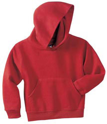 Custom imprinted Jerzees - Youth Pullover Hooded Sweatshirt