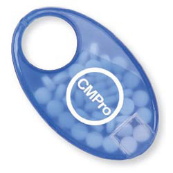 Custom imprinted Mobile Mints