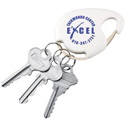 Custom imprinted Earthsafe Key Holder