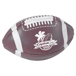 Custom imprinted Football Kick Ball