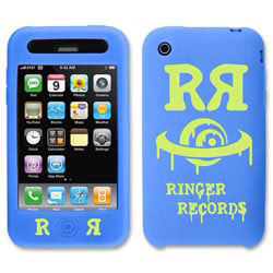 Custom imprinted Silicone iPhone Case
