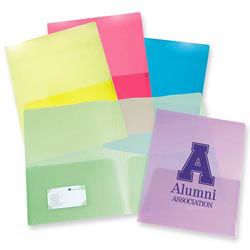 Custom imprinted Presentation Folder