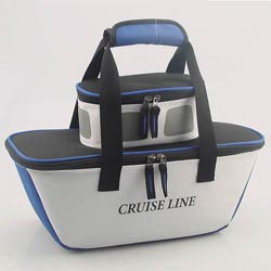 Custom imprinted Cruise Line Cooler Bag