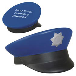 Custom imprinted Police Cap