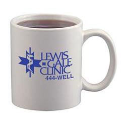 Custom imprinted Coffee Mug - White
